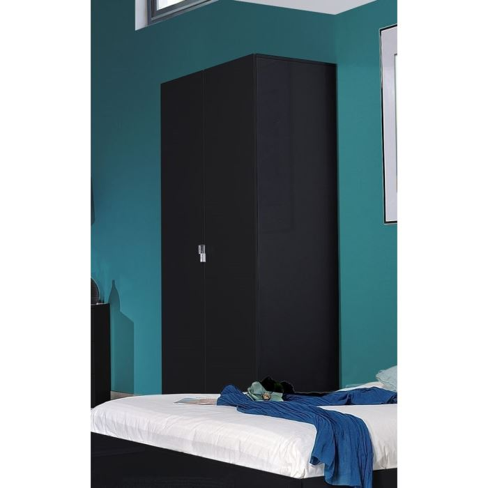 armoire pas cher first 2 portes marseille entrepot de la. Black Bedroom Furniture Sets. Home Design Ideas